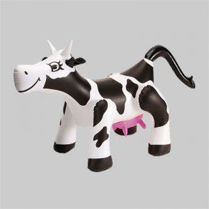 Opblaasbare koe