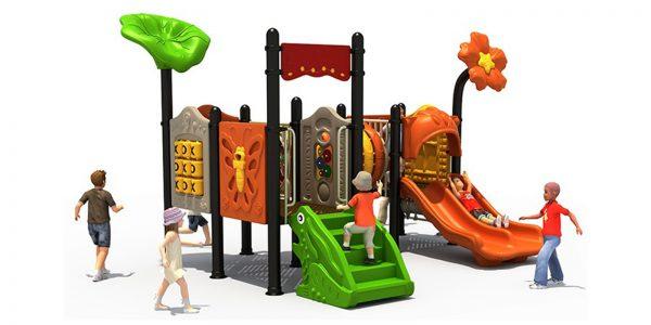 kikker speeltuin
