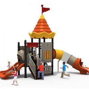 Kasteeltoren speeltuin