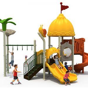 Oosterse toren speeltuin