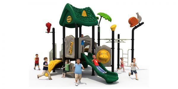Forest klim speeltuin