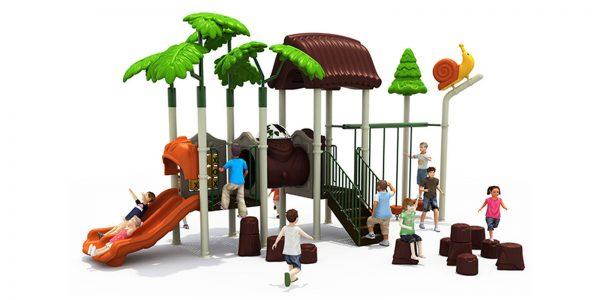 Jungle speeltuin