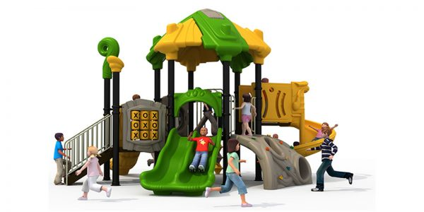 Space klimberg speeltuin
