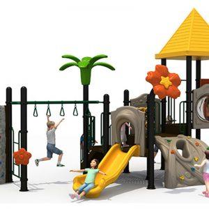 Klimmuur speeltuin