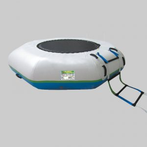 Luchtdichte trampoline inflatable