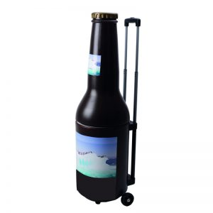 Bierfles trolley cooler 18.9L