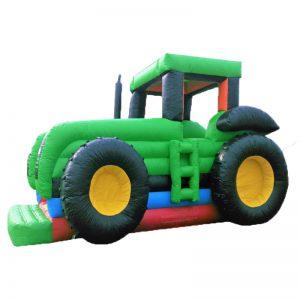 Tractor springkasteel