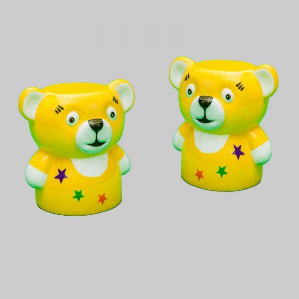 Fiberglass bears