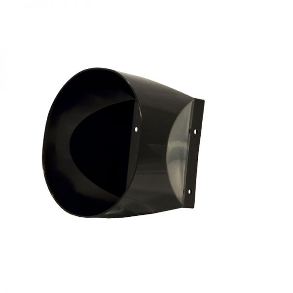 Inflatable blower mond