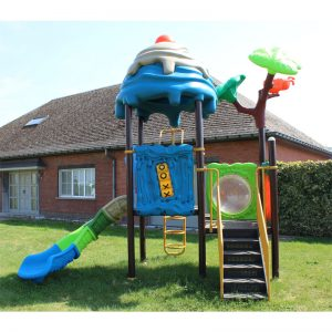 Outdoor Playground – Demo model